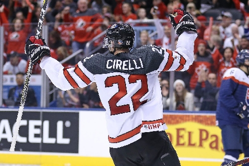 Quick Strikes: Anthony Cirelli named one of Canada's top three players at World Juniors