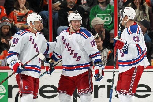 Rangers vs. Flyers: The Hank & Hayes Show