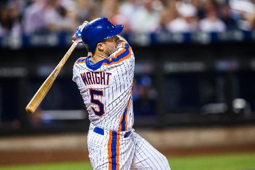 Mets Morning News: David Wright swings a bat