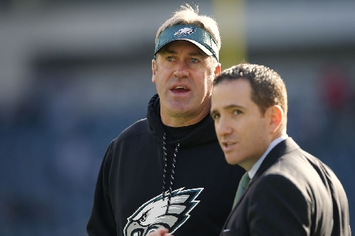 Eagles news: No pressure for the front office, other than getting everything right