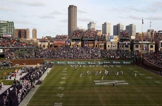 Report: Cubs interested in bowl game at Wrigley Field