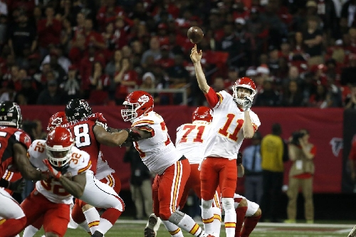 The Kansas City Chiefs are battle-tested
