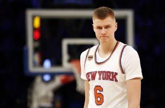 New York Knicks: How To Approach Kristaps Porzingis' Achilles Injury