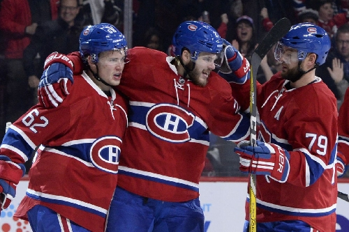 Alex Galchenyuk and Andrei Markov to rejoin Canadiens in Toronto