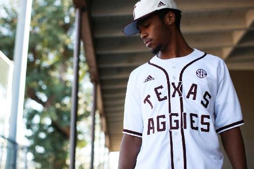 Texas A&M Baseball unveils 'Heritage' uniform