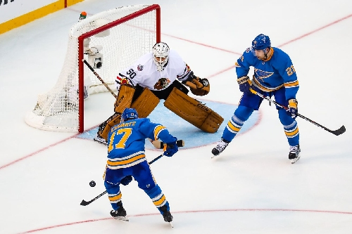 Behind Enemy Lines: St. Louis Blues boast a multi-faceted attack