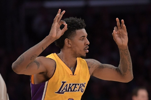 Nick Young is shooting so well for the Lakers that he doesn't need to practice