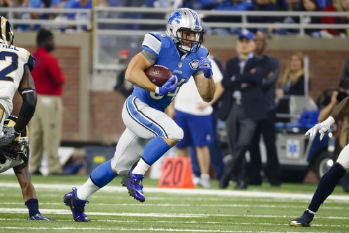 Zenner brushes off comments about being NFL's best white RB The Associated Press