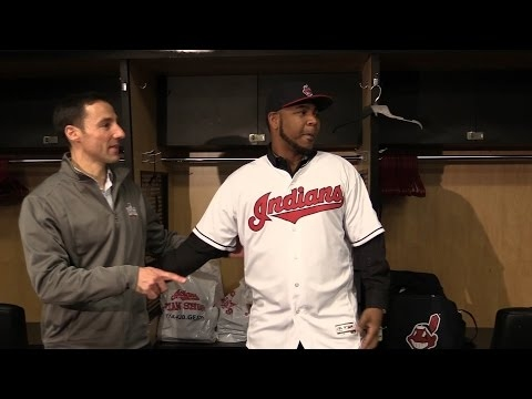 Cleveland Indians would love to see Edwin Encarnacion cash in on attendance clauses