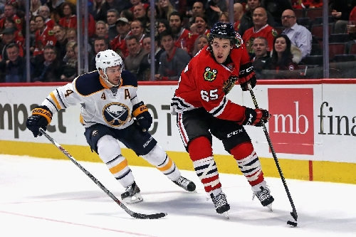 Sabres at Blackhawks Game Thread