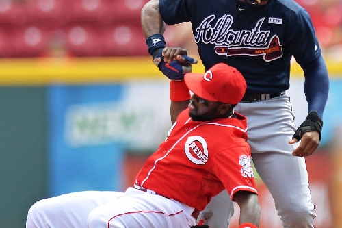 Brandon Phillips reportedly blocked a trade to the Atlanta Braves