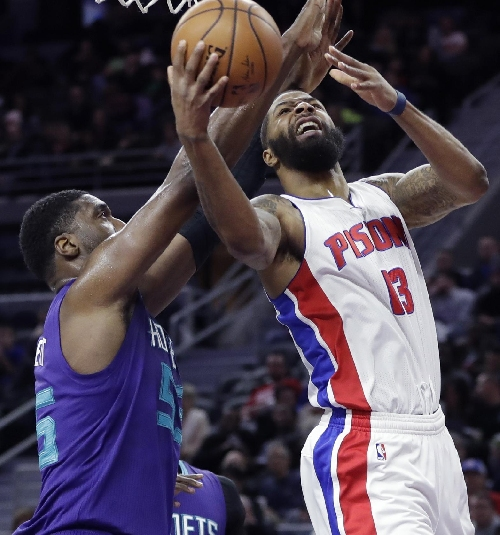 Pistons hold off Hornets when Belinelli's shot is too late The Associated Press