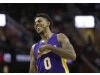 Lakers Notes: Luke Walton offers Nick Young tough love with a soft touch