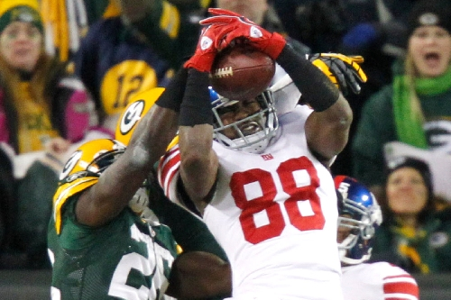 'Flood tip': Giants recall miracle TD in 2012 playoff win over Pack