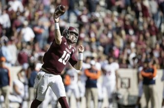 Texas A&M Football: Who Will at Start Quarterback in 2017?