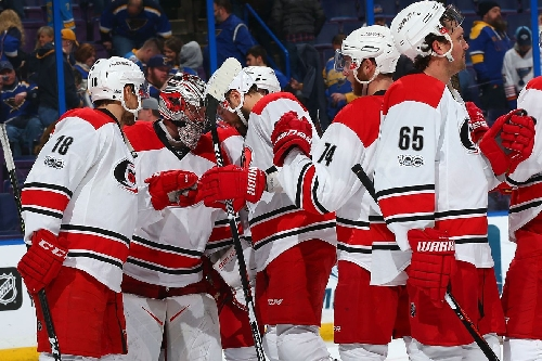 About Last Night: Carolina Hurricanes Close Out Big Win in Front End of Back-to-Back