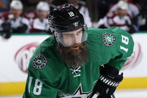 Dallas Stars Daily Links: Patrick Eaves Making System Work for Him