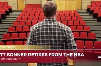 Ex-Spurs player Matt Bonner announces retirement with hilarious retirement video
