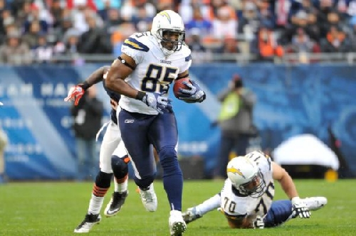 Adrian Peterson, Antonio Gates among HOF talents coming to the end