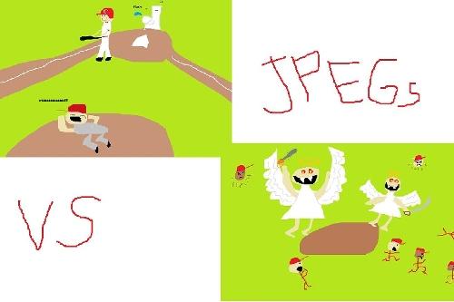 JPEG of the Year Tournament: match 3