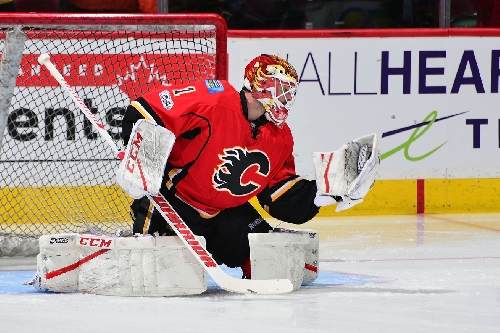 Projected Lines: Calgary Flames @ Vancouver Canucks