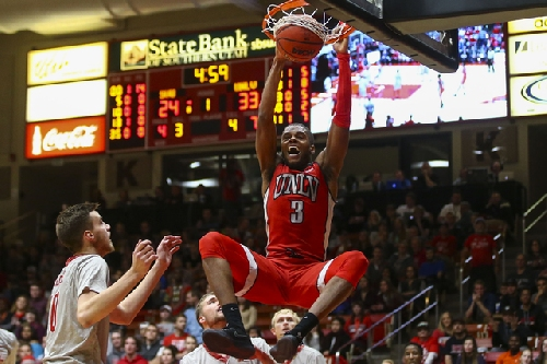 How to watch UNLV Basketball at Utah State Saturday
