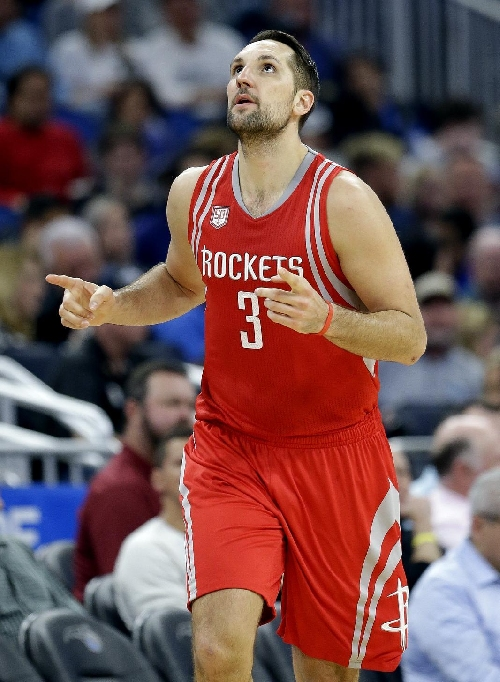 Rockets extend streak to 7 with 100-93 win over Magic The Associated Press