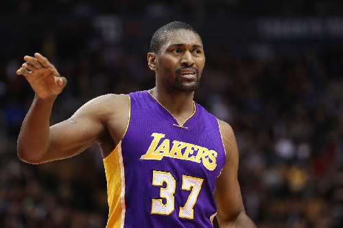 Lakers will reportedly keep Thomas Robinson, may waive Metta World Peace