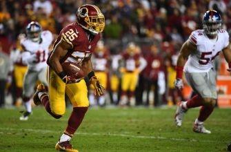Season Grades For The Washington Redskins Running Backs