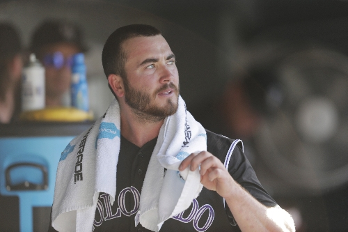 Chad Bettis now cancer-free, prepares for spring training The Associated Press