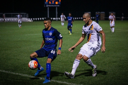 Swope Park Rangers sign Sporting KC Academy players Hernandez and Little