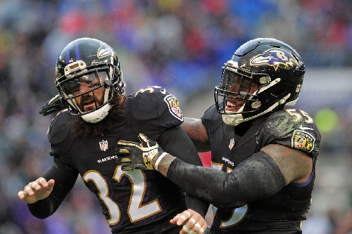 Eric Weddle snubbed from All-Pro team