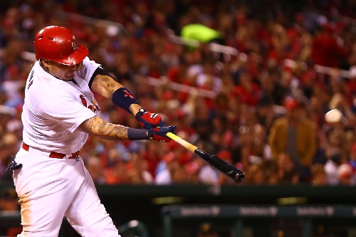 Yadier Molina's bounce back at the plate