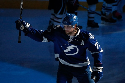 The Victor Hedman for Norris Trophy campaign starts now