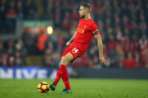 Jordan Henderson admits he was forced to grow quickly into Liverpool captaincy