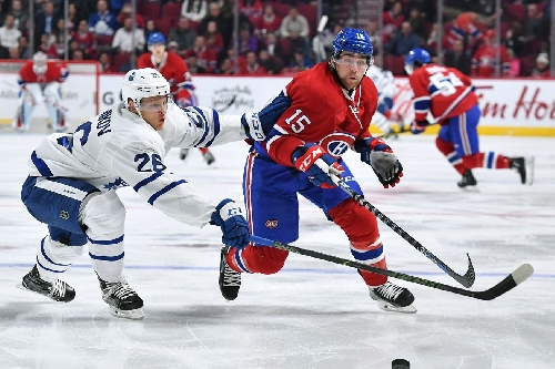 Game Preview: Montreal Canadiens at Toronto Maple Leafs