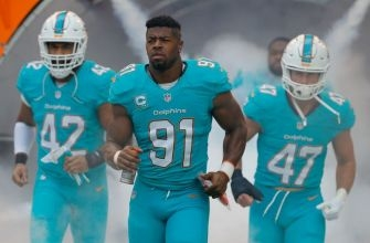 Dolphins Mario Williams and Cameron Wake to see first post-season action