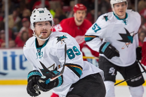 Notes & Quotes: Red Wings have need for speed, as Sharks have no need for Heed