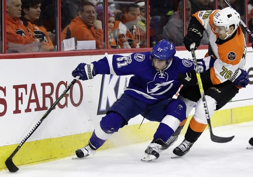 Flyers snap 5-game losing streak with 4-2 win over Tampa Bay The Associated Press