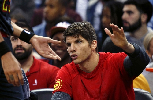 Cleveland Cavaliers complete trade with Hawks for shooting guard Kyle Korver