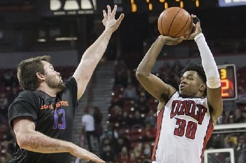 UNLV Basketball at Utah State — LIVE BLOG