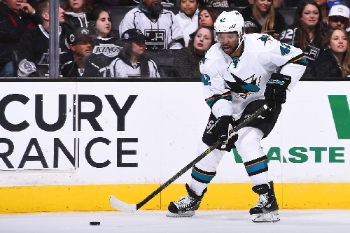Fear the Poll: Who belongs on the Sharks' top power-play unit?