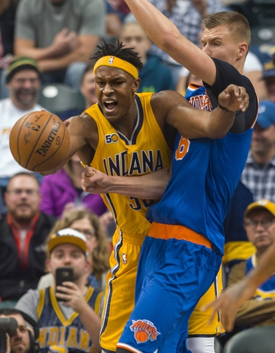 George, Teague score 19 to lead Pacers over Knicks, 123-109 The Associated Press