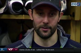 Sam Gagner doesn't see this as step back for Columbus, eager to take on Flyers