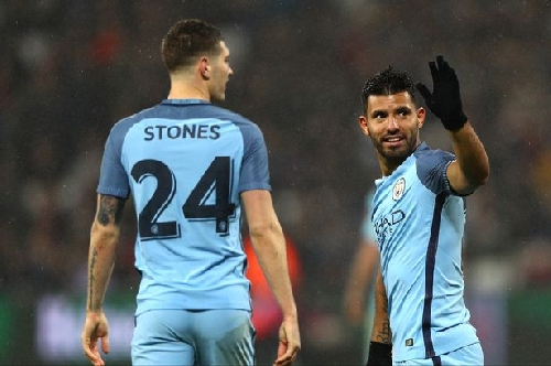 Man City fans react hilariously to club's post about Sergio Aguero
