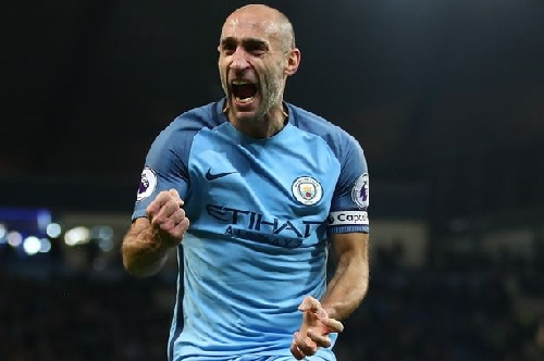 Guardiola names three Man City players that can fill in for Fernandinho