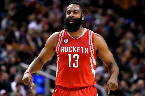 Rockets turn on the juice in the fourth to down Raptors 129 - 122