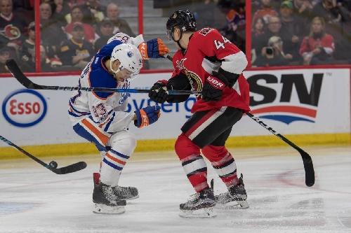 Ottawa Senators survive the Edmonton Oilers in 5-3 victory