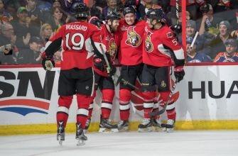 Senators defeat Oilers 5-3 Game Recap