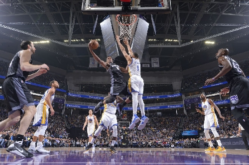 Kings do good basketball things, still lose to Warriors 117-106